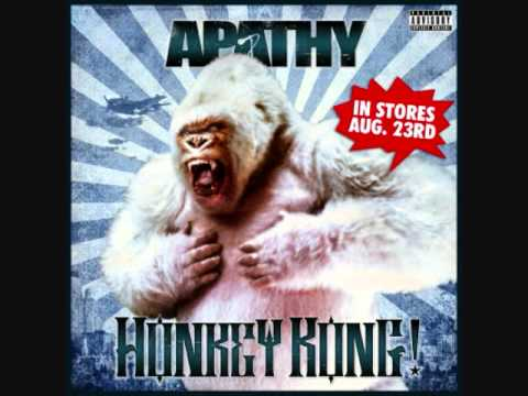 Apathy - Army Of Godz (Honkey Kong 2011)