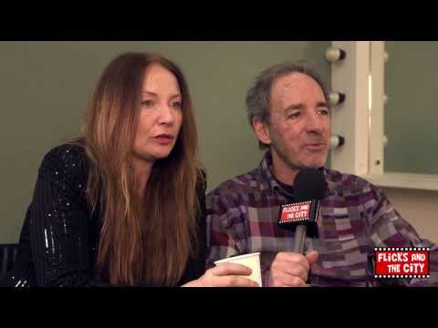 Harry Shearer & Judith Owen - Holiday Sing-Along, Simpsons Voices, Spinal Tap Reunion & Nixon