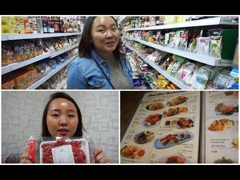 Authentic Thai Food & International Food Market in Busan, South Korea