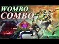 WOMBO COMBO STOMPANDO TILTADOS! TOP 1 MASTER YI