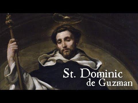 Holy Lives -  St. Dominic De Guzman