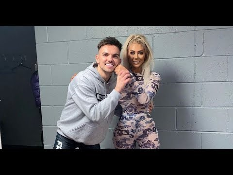 Chloe Ferry and Sam Gowland 'back together' as couple seen together at barbers
