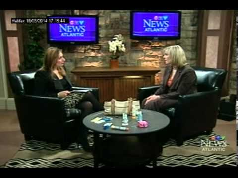 The Poison Purse - CTV interview with IWK Regional Poison Centre, March 2014