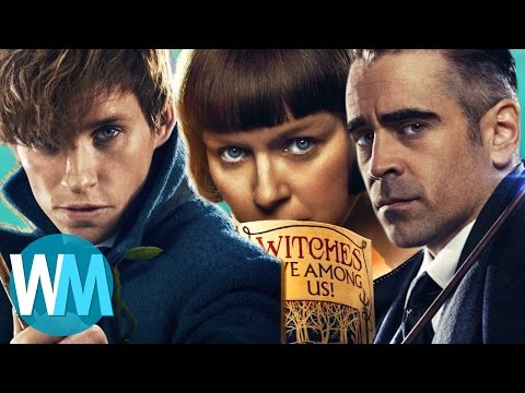 Thumbnail: Top 10 Fantastic Beasts and Where to Find Them Facts