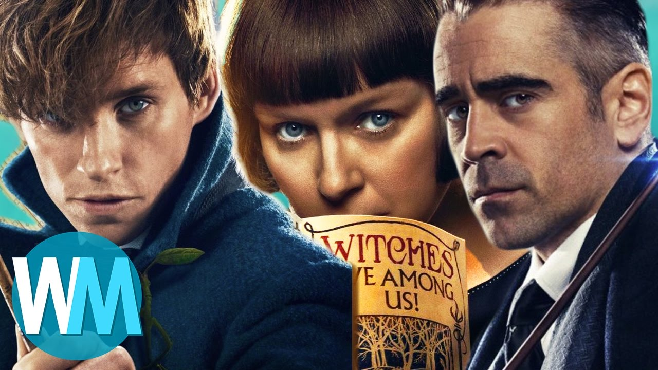 'Fantastic Beasts' and 4 more awesome TV shows and movies you can stream now