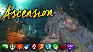 """🚀DLC 5 """"ZOMBIES CHRONICLES"""" PREPARATION🚀~ (ASCENSION HIGH ROUND ATTEMPT)"""