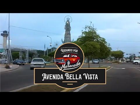 Rodando por Maracaibo (Av. Bella vista completa)