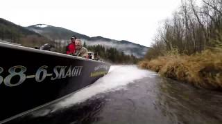 Jet Sled Ride Up The Skagit River
