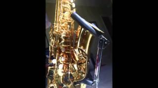 Bohemian Rhapsody - Queen - (Saxophone Cover by James E. Green)