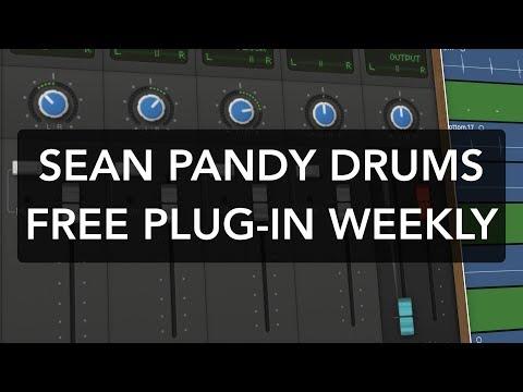 Sean Pandy Drums | FREE Plug-in for Metal Drums!