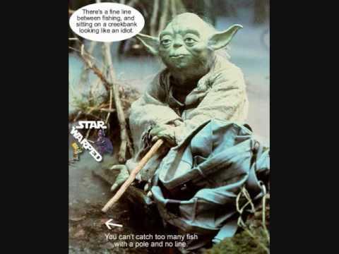 Brobdingnagian Bards: jedi drinking song (star wars parody)