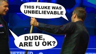 LUCKY SHOTS | World Snooker Championship 2021