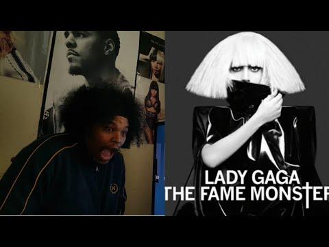 Lady Gaga- The Fame Monster Album (REACTION)