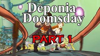 Deponia Doomsday walkthrough - part 1