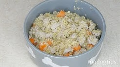 Simple Quinoa Dog Food Recipe (Healthy and High in Protein)