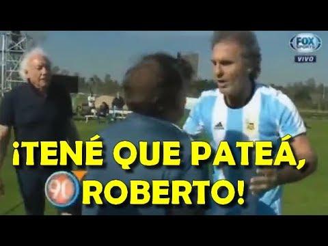 90 minutos vs Fox Radio revancha – Penales y parte final – Ruggeri re loco con Leto – 4 Agosto 2017