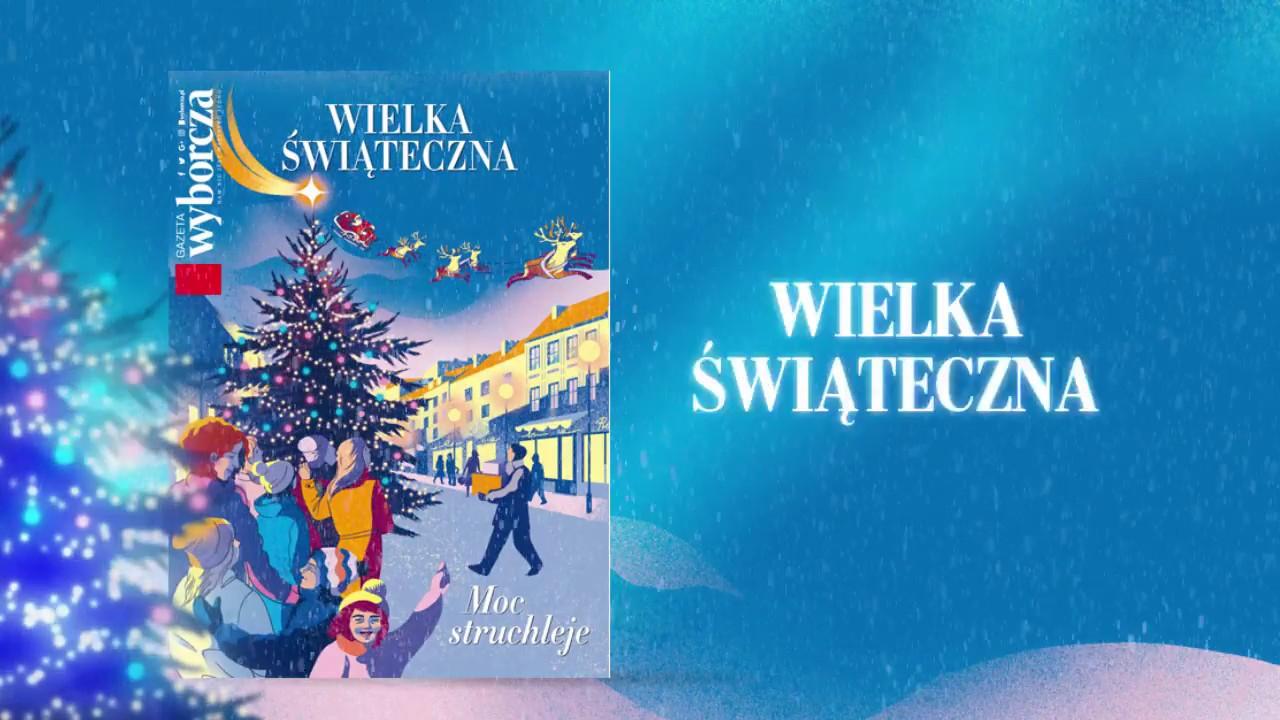 """""""Gazeta Wyborcza"""" na Święta"""