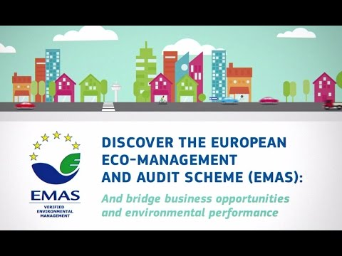 EMAS: Bridge business opportunities and environmental performance