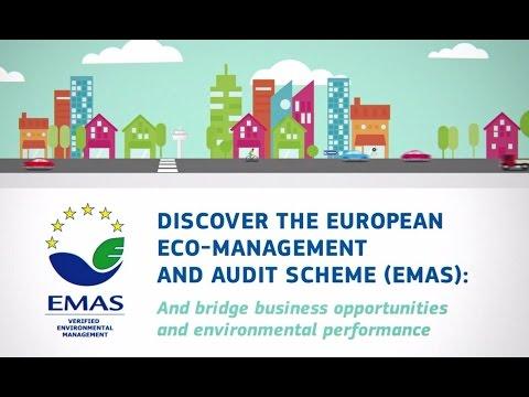 EMAS: Bridge business opportunities and environmental performance