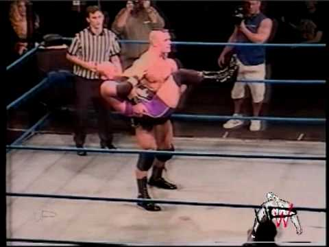 John Cena (Prototype) Vs CW Anderson In UPW Before The WWE