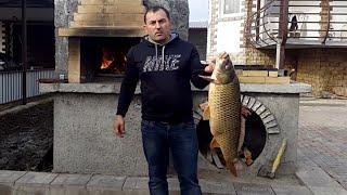 РЫБА в духовке по-кавказски