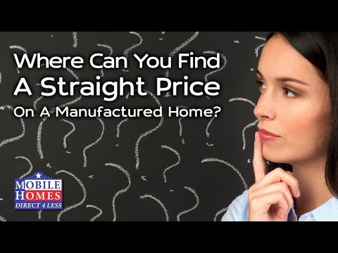 Online Pricing On Manufactured Homes For Sale In Texas - Mobile Homes Direct 4 Less