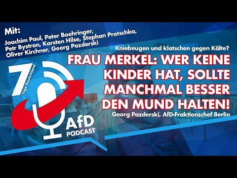 Ausgabe Nr. 26 von 7 Tage Deutschland, dem Wochenend-Podcast der AfD