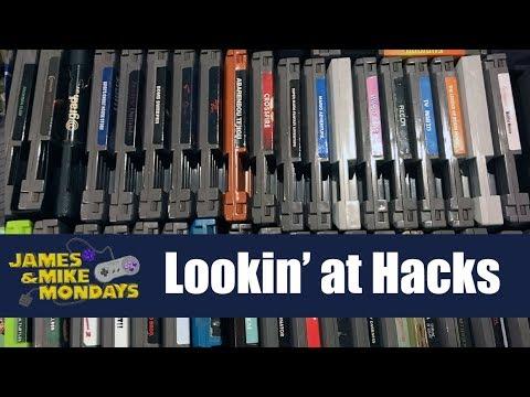 Lookin' at Hacks - James & Mike Mondays