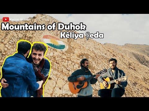 Mountains of Duhok (Kêliya Şeda) #VLOG-6