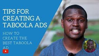 3 Tipps für das Erstellen einer Taboola Ad - How, um die besten Taboola Ad