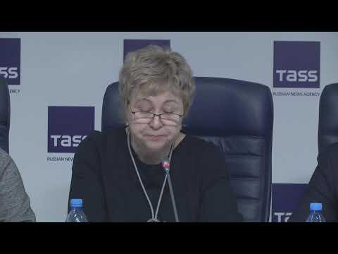 """Пресс конференция """"Актуальные вопросы профилактики и ранней диагностики туберкулеза"""" 21 03 19"""