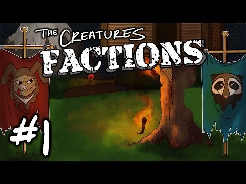 STARVING TO DEATH - Minecraft: Factions Ep.1