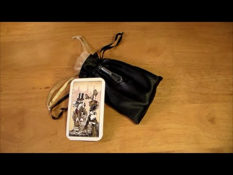 The Isidore Tarot (Deck Review)