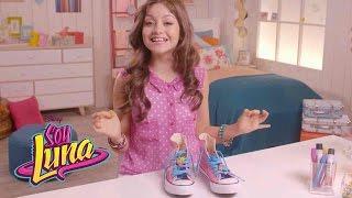 Soy Luna DIY – Zapatos personalizados thumbnail