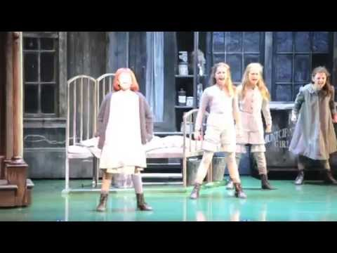 Its The Hard Knock Life - Annie The Musical Australia