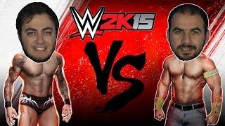 Pul Biberli Kore Şekeri Cezalı WWE 2K15