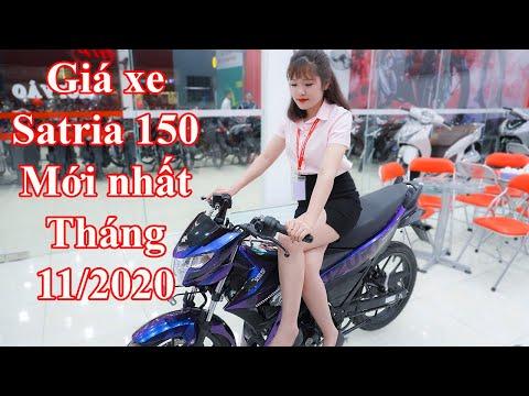 Giá Xe Satria 150 2020 Mới Nhất / Giá xe Satria Tháng 11 2020