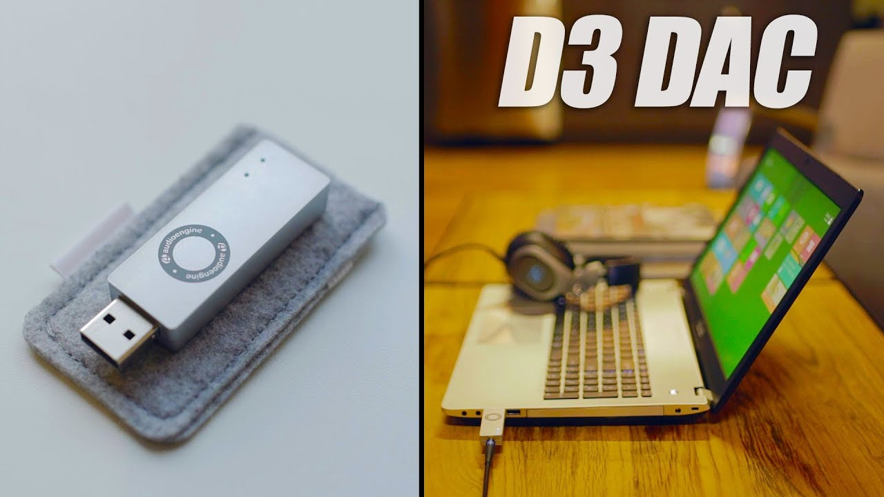 5c762cb3c9d Audioengine D3 DAC Review - YouTube