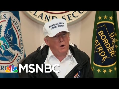 President Donald Trump's Latest Argument For The Wall Is...The Wheel? | All In | MSNBC Mp3