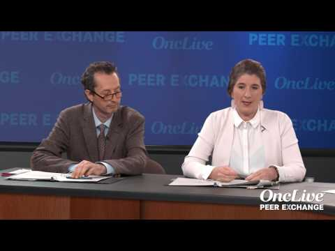 Dr. Andreas du Bois on Maintenance Pazopanib in Advanced Ovarian Cancer from YouTube · Duration:  59 seconds