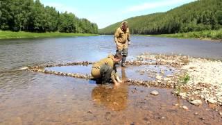 Как сделать ловушку для рыбы  КАМЕННЫЙ ЛАБИРИНТ