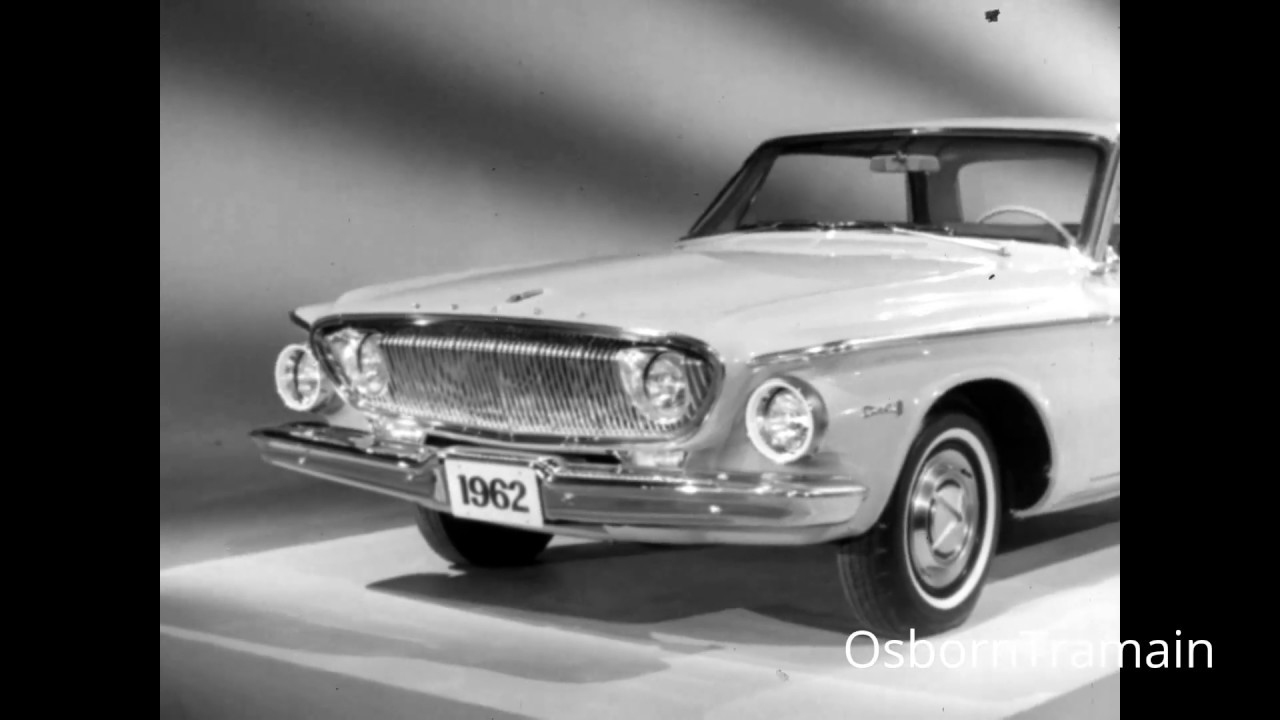 1962 dodge dart 440 commercial doovi. Cars Review. Best American Auto & Cars Review
