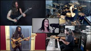 Evanescence - Erase This | Full Band Collaboration Cover | Panos Geo