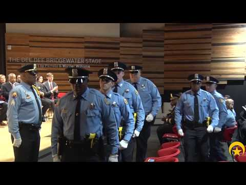 NOPD Graduates Newest Class of Recruits from Training Academy