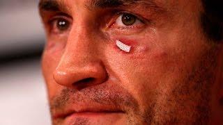 Владимир Кличко потерпел поражение от  британца Тайсона Фьюри.