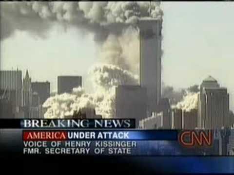 Henry Kissinger interview, CNN, 13:58, 9/11