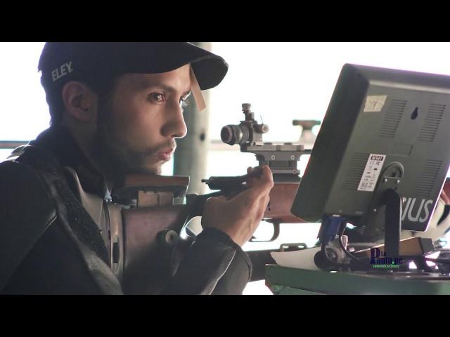 Cristian Morales rompe récord nacional de tiro en Perú