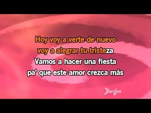 Karaoke Hoy - Gloria Estefan *