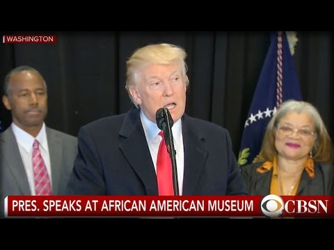 TRUMP JUST STOOD UP FOR EVERY JEW IN AMERICA WITH SPEECH THAT WILL SEND CHILLS DOWN YOUR SPINE