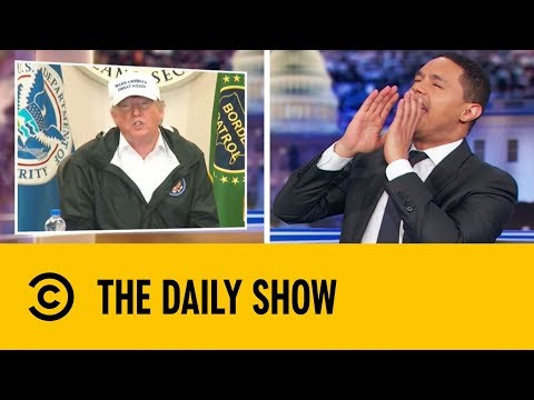 Donald Trump's Drunk History Lesson   The Daily Show With Trevor Noah